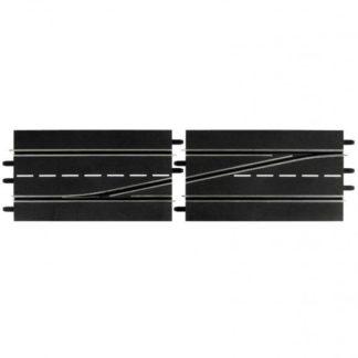 Carrera DIGITAL 132/124 - 30343 Výhybka na předjíždění (L)