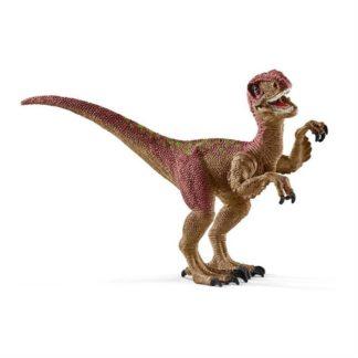 Velká lebka s Velociraptorem a ještěrem