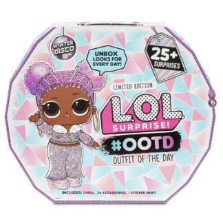 L.O.L. Surprise panenka s oblečky na každý den