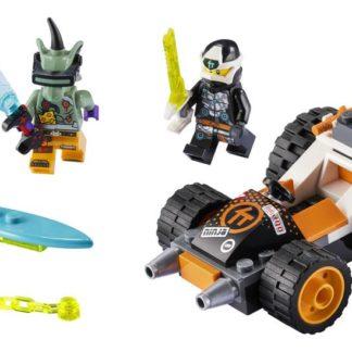 Lego Ninjago Coleovo rychlé auto