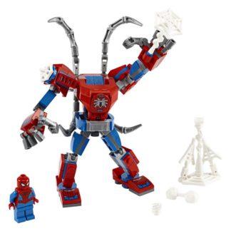 Lego Super Heroes Spider-Manův robot