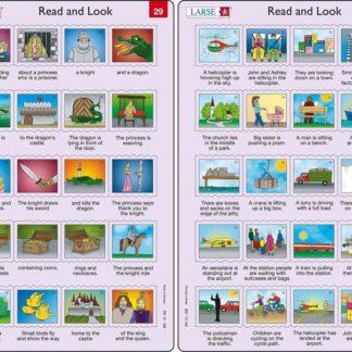 Puzzle Angličtina - delší věty RA15 20 dílků