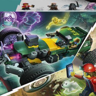 Lego Hiden Side 70434 Nadpřirozený závoďák