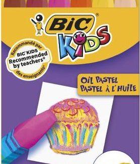 BIC Pastely olejové 12 ks