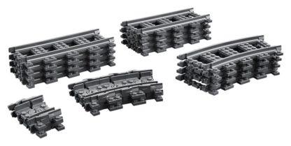 Lego City Koleje