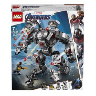 LEGO® Super Heroes 76124 War Machine v robotickém obleku