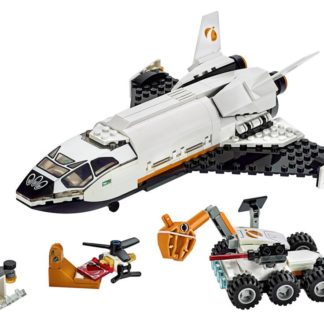 Lego City Space Port Raketoplán zkoumající Mars