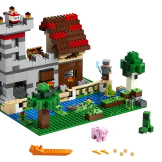 Lego Lego Minecraft Kreativní box 3.0