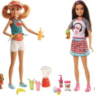 Panenky a barbie