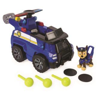 Rychle měnící se vozidla Tlapková patrola