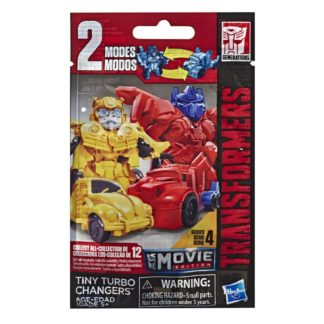 Transformers Bumblebee Mini 1x transformace