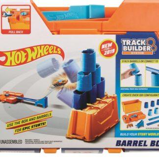 Hot Wheels Track builder barel