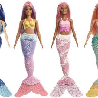 Barbie kouzelná mořská víla