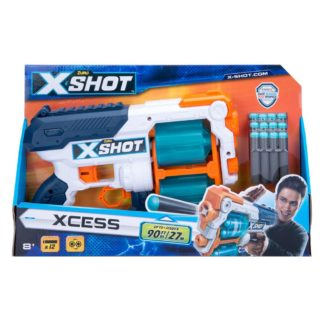 X-SHOT - Excess pistole s 12 náboji