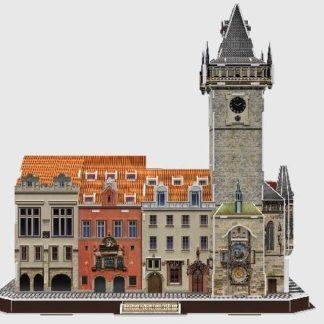 Puzzle 3D 193 dílků Staroměstský orloj