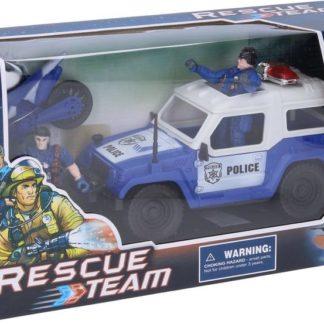 WIKY Policejní set