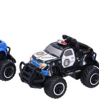 Wiky RC Auto policejní 14 cm