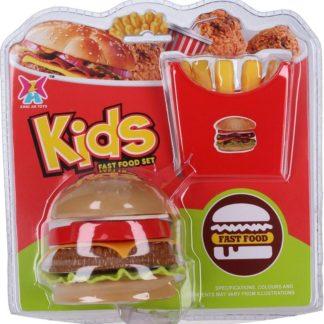 WIKY Hamburger s hranolkami