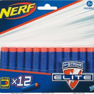 Hasbro NERF NERF Elite náhradní šipky 12ks