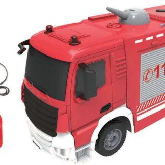 Wiky RC RC stříkací hasičský vůz 30 cm