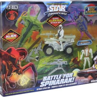 Star Troopers Bitva s brouky set