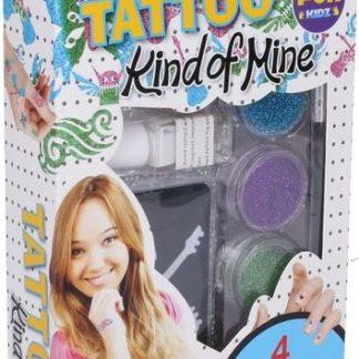 Funkidz Tetování se třpytkami - holky