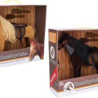 WIKY Kůň s příslušenstvím 37 cm