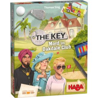 Klíč – Vražda v Oakdale Club