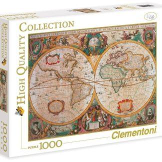 Puzzle 1000 dílků Mapa Antická