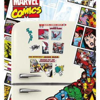 Sada magnetek Marvel