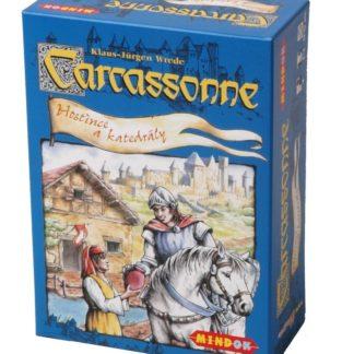 Carcassonne - rozšíření 1