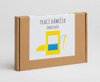 Pikle - Tkací rámeček - Obdélník