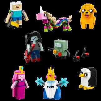 LEGO® Ideas 21308 Čas na dobrodružství