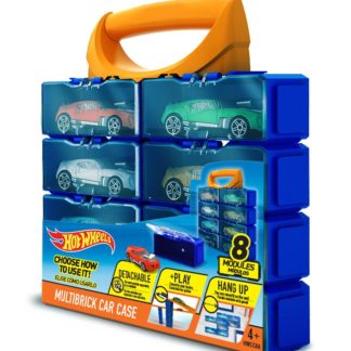 Kufřík Hot Wheels na 8 ks autíček