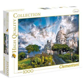 Puzzle 1000 dílků Montmartre