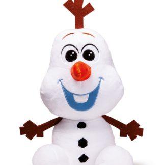 Plyš 30 cm Olaf svítící ve tmě