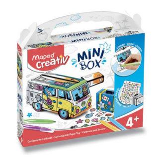 Minibox Maped Creativ - Papírový model - Karavan