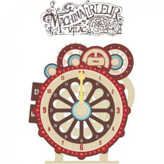 Vilac - Dřevěné didaktické hodiny