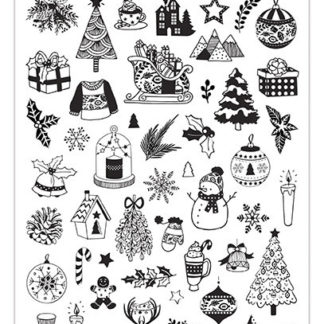 Stampo christmas - Vánoce