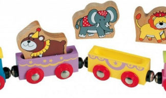 Maxim Vlaková souprava - Cirkus