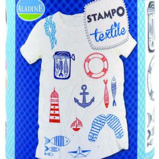 Stampo textil - Marina  - 13 ks