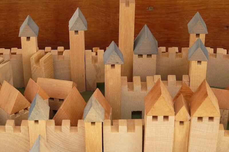 Dřevěné hračky - výhody a nevýhody