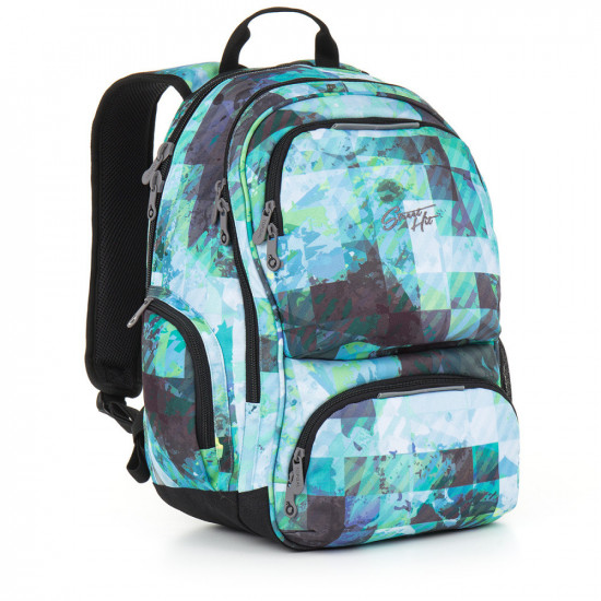 Studentský batoh Topgal - HIT 890 D - Blue